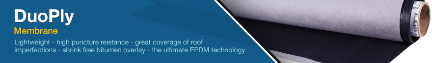 DuoPly EPDM Membrane