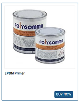 The best EPDM polygomma primer for flat roofs