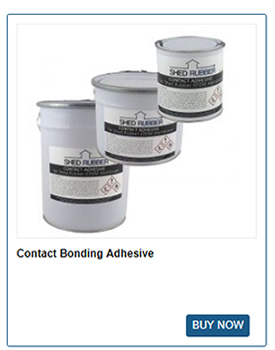 Contact Bonding adhesive from Shed Rubber