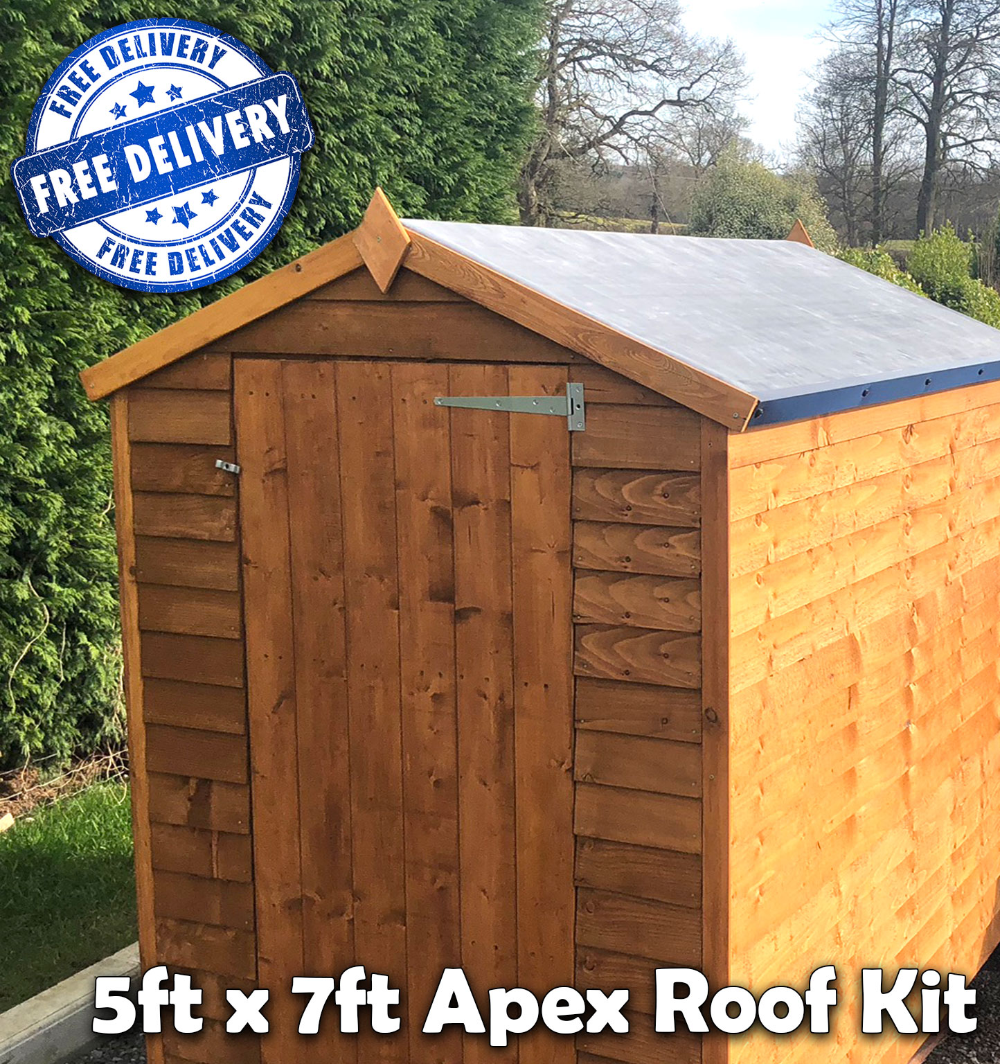Shed Roof Repair And Replacement