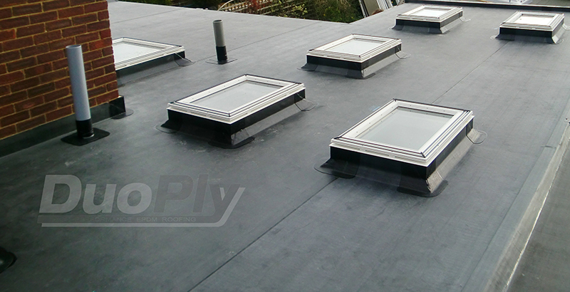Compare Epdm Rubber Roofing Systems