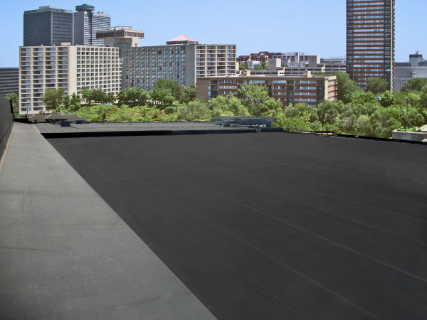 Polyrubber EPDM rubber roof