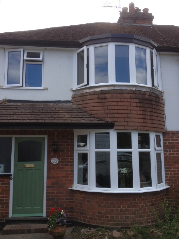 Bay Window Roof construction, repair and replacement with an EPDM Rubber Roofing Membrane