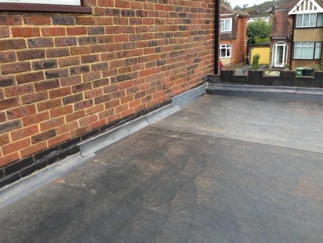 Parapet Flat Roof Construction Repair And Replaacement